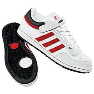 adidas(アディダス) CONCORD LO 25.0cm ランニングホワイト×ランニングホワイト×ブラック