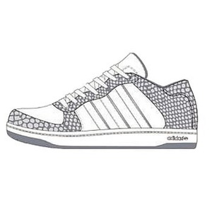 adidas(アディダス) Holcombe(ホルコム) 26.5cm ランニングW×ティンF09×ティンメットF09