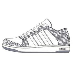 adidas(アディダス) Holcombe(ホルコム) 27.5cm ランニングW×ティンF09×ティンメットF09