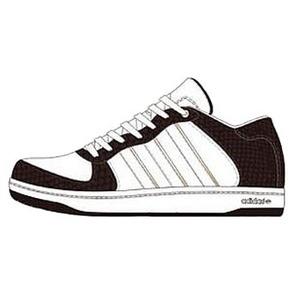 adidas(アディダス) Holcombe(ホルコム) 25.5cm ランニングW×ムスタングBR×メタリックG