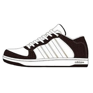 adidas(アディダス) Holcombe(ホルコム) 26.0cm ランニングW×ムスタングBR×メタリックG