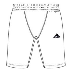 adidas(アディダス) アンダータイツ ミディアム QR O 542687(ホワイト)