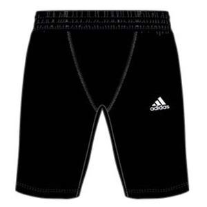 adidas(アディダス) アンダータイツ ミディアム QR XO 546595(ブラック)