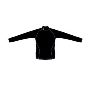 adidas(アディダス) インナーシャツ ハイネックL/S HEATLIVE2 S P29707(ブラック)