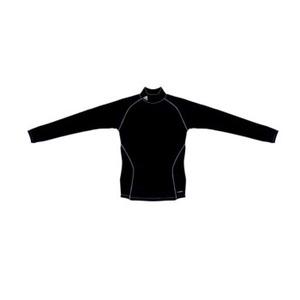 adidas(アディダス) インナーシャツ ハイネックL/S HEATLIVE2 XO P29707(ブラック)