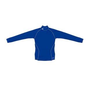 adidas(アディダス) インナーシャツ ハイネックL/S HEATLIVE2 L P29709(トゥルーブルー)