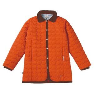 FJALL RAVEN(フェールラーベン) ピンソニックレディースコート L 35(オレンジ)