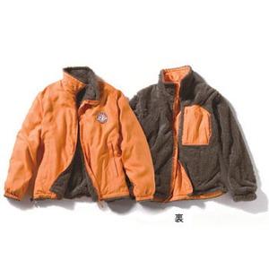 FJALL RAVEN(フェールラーベン) ハイバネーションリバーシブルジャケット M 35(オレンジ)