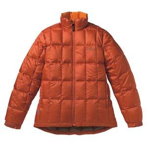 FJALL RAVEN(フェールラーベン) ライトダウンジャケット L 35(オレンジ)