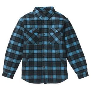 FJALL RAVEN(フェールラーベン) キルトライナーシャツ L 60(ブルー)