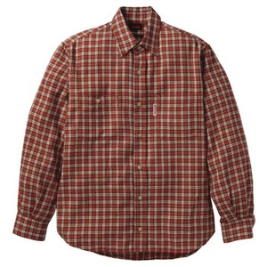 FJALL RAVEN(フェールラーベン) トランスアクアフィールドシャツ LL 20(レッド)