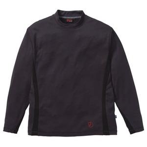 FJALL RAVEN(フェールラーベン) グリツドスキンロングTシャツ L 91(ガンメタ)