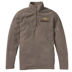 FJALL RAVEN(フェールラーベン) ソナージップアップシャツ L 40(ブラウン)