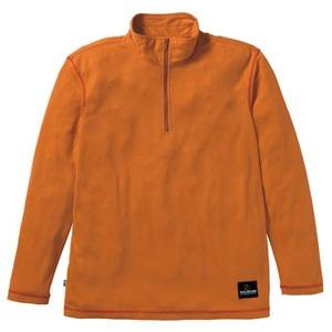 FJALL RAVEN(フェールラーベン) トランスアクアジップアップシャツ M 35(オレンジ)