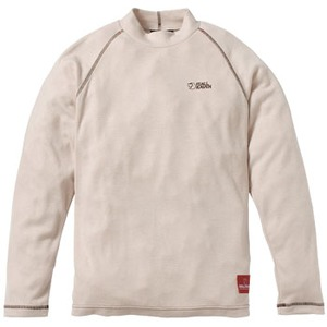 FJALL RAVEN(フェールラーベン) トランスアクアハイネックシャツ M 42(ベージュ)