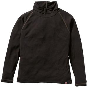 FJALL RAVEN(フェールラーベン) トランスアクアハイネックレディースシャツ M 40(ブラウン)