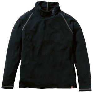 FJALL RAVEN(フェールラーベン) トランスアクアハイネックレディースシャツ M 92(チャコール)