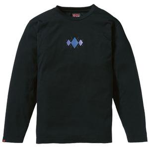 FJALL RAVEN(フェールラーベン) FR6993 PPSUロングシャツ LL 90(ブラック)