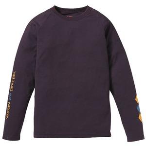 FJALL RAVEN(フェールラーベン) FR6994 PPSUロングシャツ LL 80(パープル)