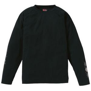FJALL RAVEN(フェールラーベン) FR6994 PPSUロングシャツ L 90(ブラック)