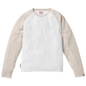 FJALL RAVEN(フェールラーベン) FR6995L PPSUレディースロングシャツ L 10(ホワイト)