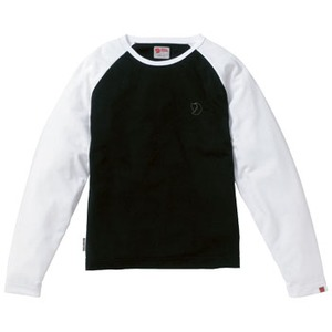 FJALL RAVEN(フェールラーベン) FR6995L PPSUレディースロングシャツ M 90(ブラック)