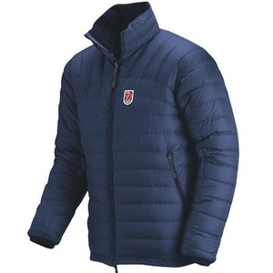 FJALL RAVEN(フェールラーベン) SNOW JACKET S 530(Dark Blue)
