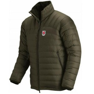 FJALL RAVEN(フェールラーベン) SNOW JACKET L 633(Dark Olive)