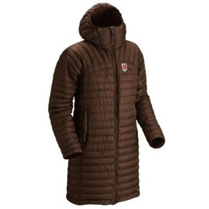 FJALL RAVEN(フェールラーベン) SNOW GOOSE JACKET Women's L 291(Black Brown)