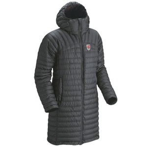 FJALL RAVEN(フェールラーベン) SNOW GOOSE JACKET Women's L 550(Black)