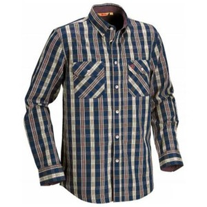 FJALL RAVEN(フェールラーベン) OWL SHIRT L 530(Dark Blue)