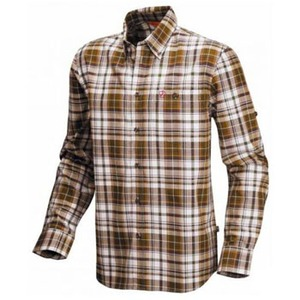 FJALL RAVEN(フェールラーベン) CYKLON SHIRT L 223(Toffee)