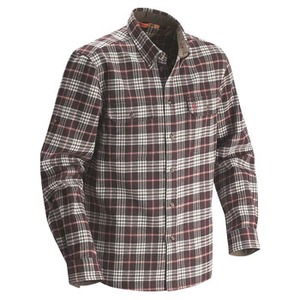 FJALL RAVEN(フェールラーベン) DUCK SHIRT LL 223(Toffee)