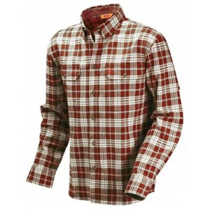FJALL RAVEN(フェールラーベン) DUCK SHIRT L 317(Aurora Red)
