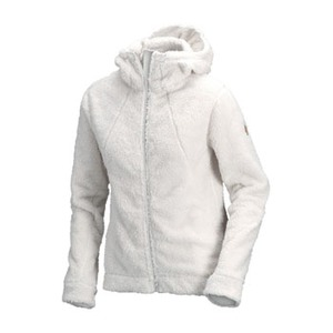 FJALL RAVEN(フェールラーベン) BISON FLEECE Women's L 112(Winter White)