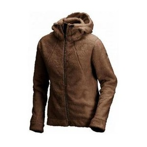 FJALL RAVEN(フェールラーベン) BISON FLEECE Women's LL 291(Black Brown)