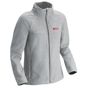 FJALL RAVEN(フェールラーベン) RONJA FLEECE Women's LL 010(L.Grey)