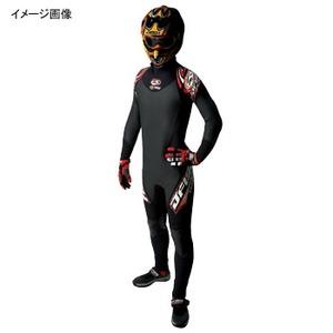 J-FISH JSD30110 エボリューションセミドライスーツ Men's XL BLACK