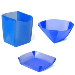 FlatableWare(フラッタブルウェア) ソロセット BLUE
