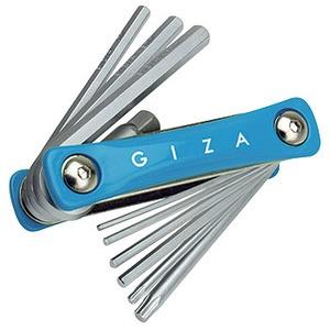 GIZA(ギザ) 10機能 フォールディング ツール ブルー