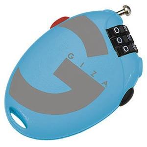 GIZA(ギザ) TL956 ダイヤルロック ブルー
