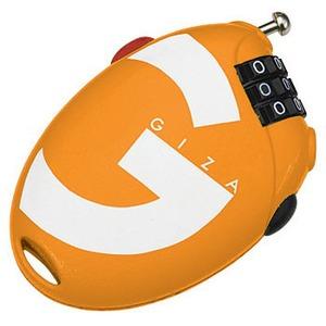 GIZA(ギザ) TL956 ダイヤルロック オレンジ