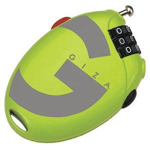 GIZA(ギザ) TL956 ダイヤルロック ライムグリーン
