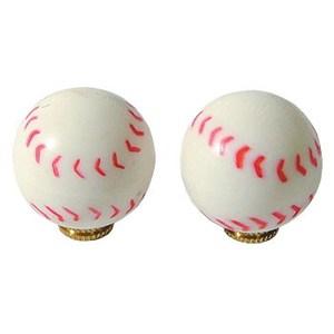 GIZA(ギザ) ベースボール ホワイト×レッド