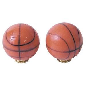 GIZA(ギザ) バスケットボール ブラウン