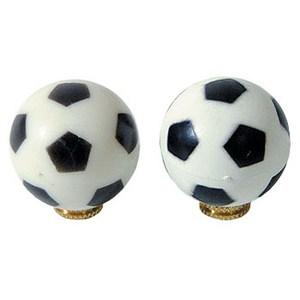 GIZA(ギザ) サッカーボール ホワイト×ブラック