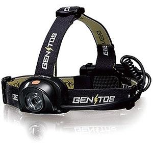 GENTOS(ジェントス) ヘッドウォーズ HW-833XE ブラック