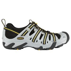 KEEN(キーン) Cimarron II Men's 7/25.0cm Medium Grey×Keen Yellow