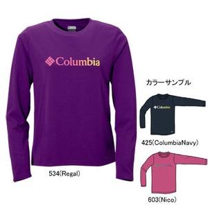 Columbia(コロンビア) ウィメンズ キャリーTシャツ L 425(ColumbiaNavy)