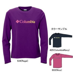 Columbia(コロンビア) ウィメンズ キャリーTシャツ S 425(ColumbiaNavy)